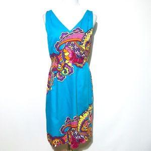 Lilly Pulitzer Kiki Cassie Elephant Dress